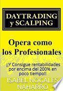 Libro de Daytrading Y Scalping