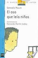 Libro de El Oso Que Leía Niños