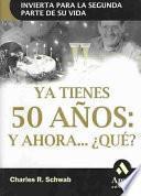 Libro de Ya Tienes 50 AÑos