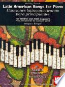 Libro de Latin American Songs For Piano