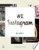 Libro de We Instagram