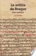 Libro de La Ardilla De Braque