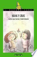 Libro de Krak Y Croc