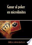 Libro de Ganar Al Poker En Microlimites