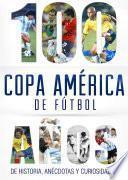 Libro de Copa América De Fútbol