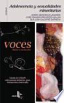 Libro de Adolescencia Y Sexualidades Minoritarias