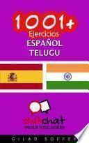 Libro de 1001+ Ejercicios Español   Telugu