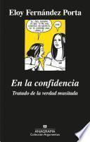Libro de En La Confidencia