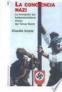 Libro de La Conciencia Nazi