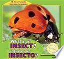 Libro de Qu_ Es Un Insecto?