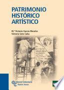 Libro de Patrimonio Histórico Artístico