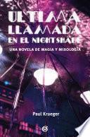 Libro de Última Llamada En El Nightshade
