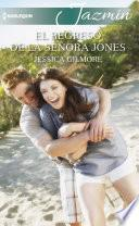 Libro de El Regreso De La Señora Jones