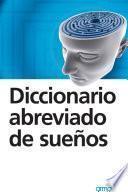 Libro de Diccionario Abreviado De Sueños