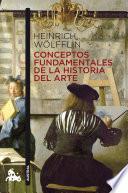 Libro de Conceptos Fundamentales De La Historia Del Arte