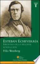 Libro de Esteban Echeverría