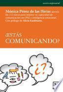 Libro de ¿estás Comunicando?