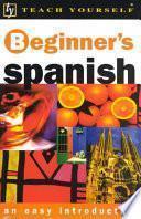 Libro de Teach Yourself Beginner S Spanish