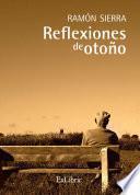 Libro de Reflexiones De Otoño