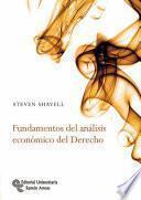 Libro de Fundamentos Del Análisis Económico Del Derecho