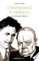 Libro de Churchill Y Orwell