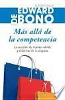 Libro de Más Allá De La Competencia