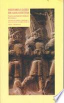 Libro de Historia Y Leyes De Los Hititas