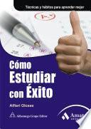 Libro de Como Estudiar Con Exito