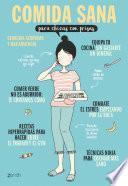 Libro de Comida Sana Para Chicas Con Prisas