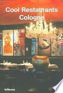 Libro de Cool Restaurants Cologne