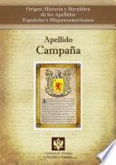Libro de Apellido Campaña