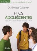Libro de Hijos Adolescentes