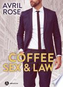 Libro de Coffee, Sex And Law – Enemigos ó Amantes (teaser)