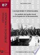 Libro de Caciquismo Y Endogamia