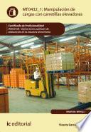 Libro de Manipulación De Cargas Con Carretillas Elevadoras. Inad0108