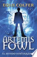Libro de Artemis Fowl