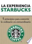 Libro de La Experiencia Starbucks