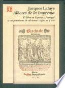 Libro de Albores De La Imprenta