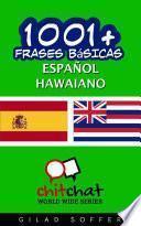Libro de 1001+ Frases Básicas Español   Hawaiano
