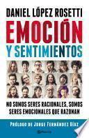 Libro de Emoción Y Sentimientos