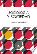 Libro de Sociología Y Sociedad