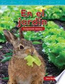 Libro de En El Jardin (in The Garden) (nivel K (level K))