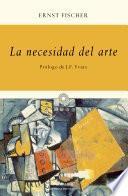 Libro de La Necesidad Del Arte