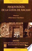Libro de Arqueología De La Costa De Ancash