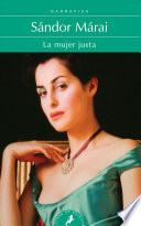 Libro de La Mujer Justa