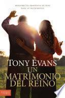 Libro de Un Matrimonio Del Reino/ A Marriage Of The Kingdom