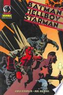 Libro de Batman/hellboy/starman (en Español)