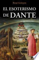 Libro de El Esoterismo De Dante