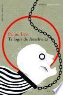 Libro de Trilogía De Auschwitz