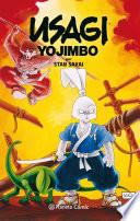 Libro de Usagi Yojimbo Fantagraphics Collection